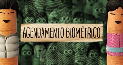 Agendamento Biométrico